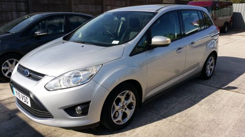 Ford Grand Cmax