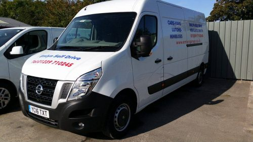 Nissan 400 LWB Van